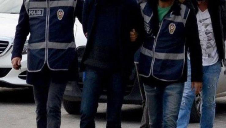 İzmir'in Buca ilçesinde ormanları ateşe veren PKK'lı terörist tutuklandı