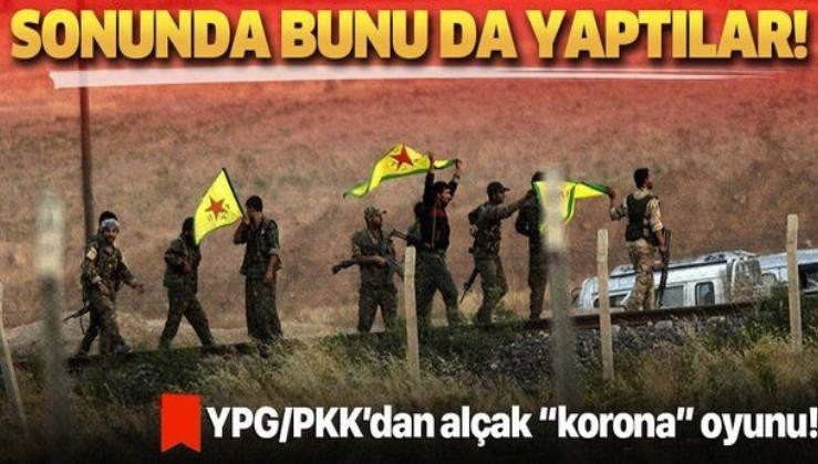 """Terör örgütü YPG/PKK Kovid-19'u """"fırsata çevirince"""" işgal ettiği alanlarda gıda fiyatları ikiye katlandı!"""