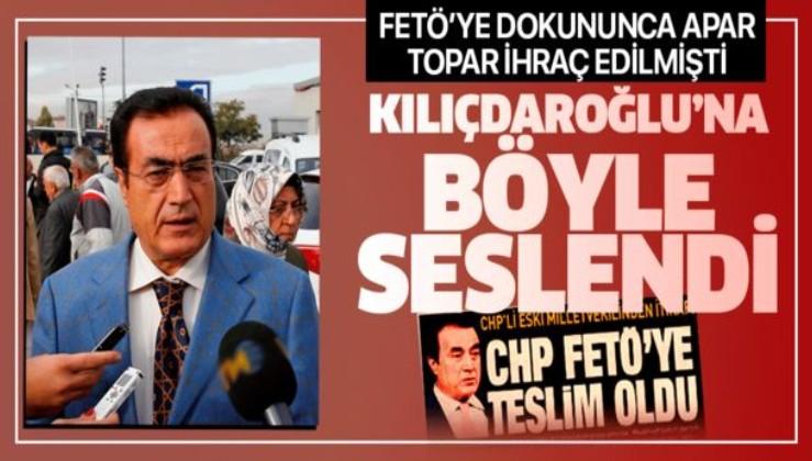 """""""CHP FETÖ'ye teslim oldu"""" deyince partiden apar topar ihraç edilen Yılmaz Ateş'in disiplin süreci ve savunması ortaya çıktı."""