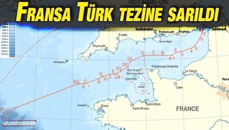 Fransa Türk tezine sarıldı