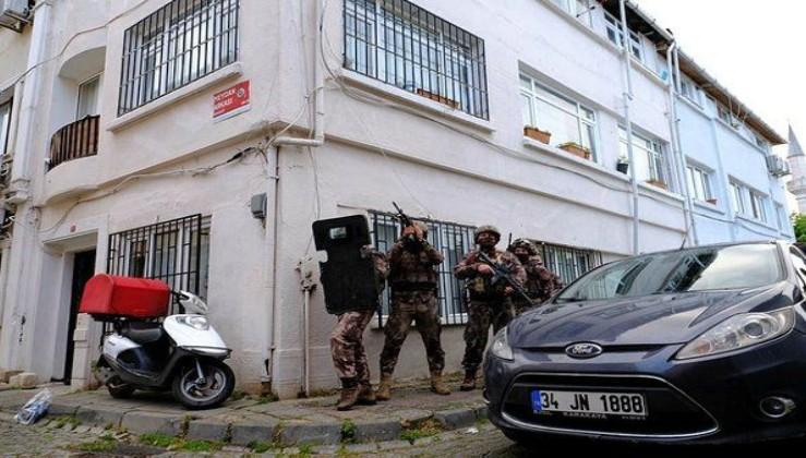 İstanbul Fatih'te dev uyuşturucu operasyonu! Çok sayıda gözaltı var