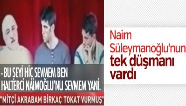 Milli gururumuz Naim Süleymanoğlu'nu vefatının 3. yıldönümünde rahmetle anıyoruz.