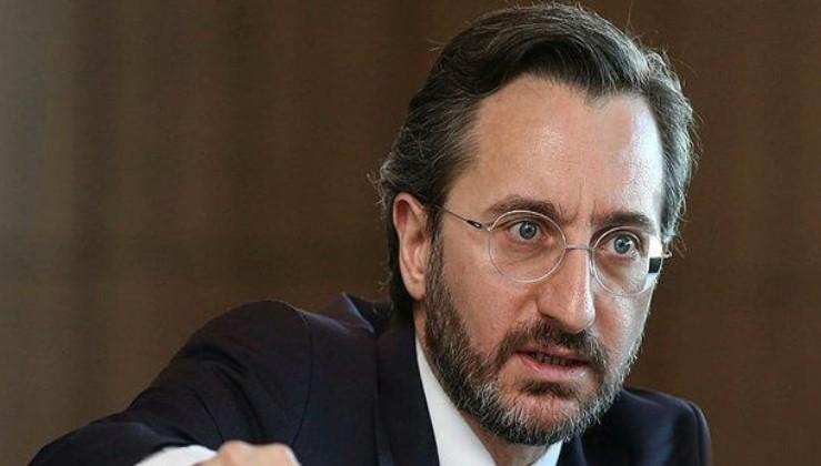 İletişim Başkanı Fahrettin Altun duyurdu: Koronavirüse karşı sıkı önlemler alınıyor.