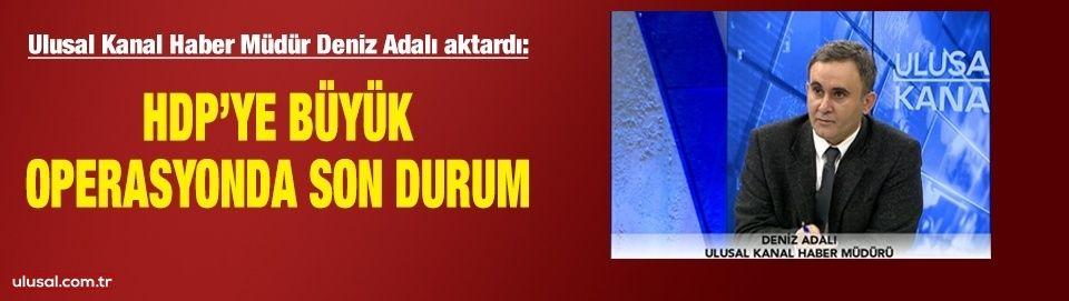 HDP'ye büyük operasyonda son durum