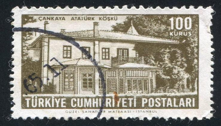30 MAYIS 1921 Çankaya Köşkü, Mustafa Kemal'e armağan edildi.
