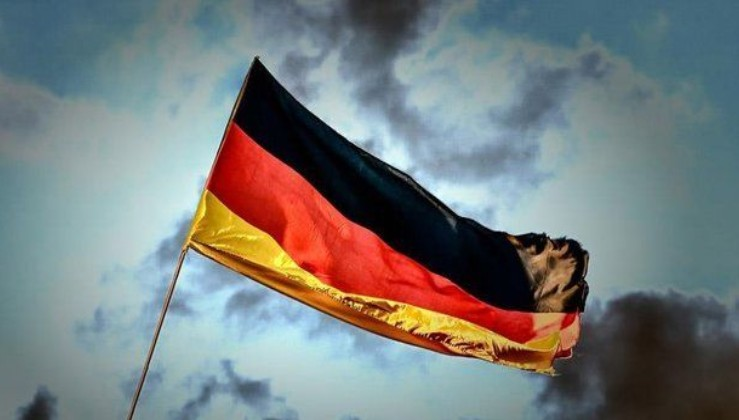 Alman ekonomisinde koronavirüs depremi! Rekor daralma