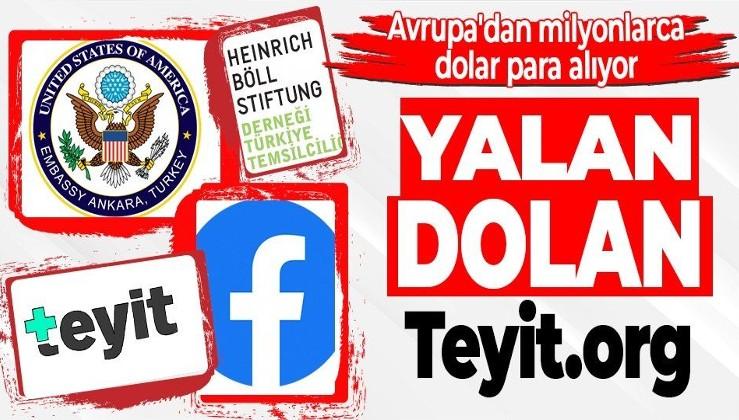 Yalan, dolan, Teyit.org! Türkiye vatandaşlarını kandırmak için, Avrupa'dan milyonlarca dolar para alıyor