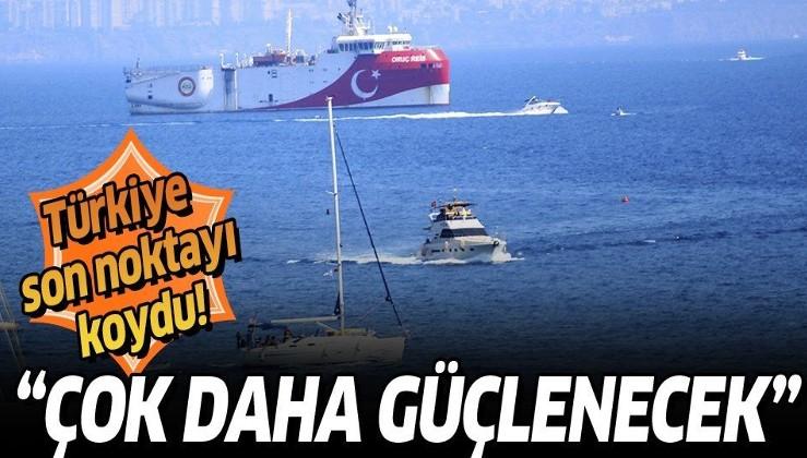 Bakan Akar'dan flaş Doğu Akdeniz açıklaması: Deniz Kuvvetlerimiz çok daha güçlü bir konuma ulaşacak