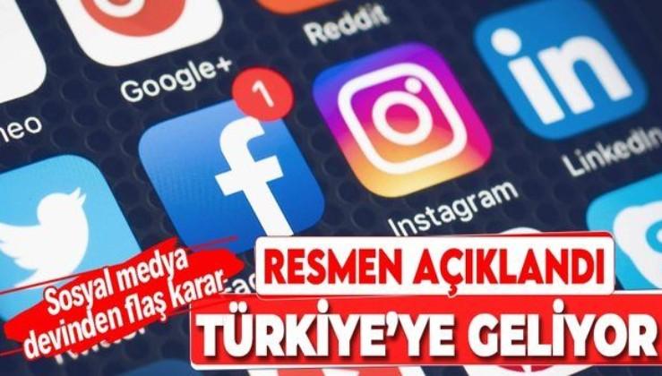 """Son dakika: """"LinkedIn"""" Türkiye'ye temsilci atayacağını bildirdi"""