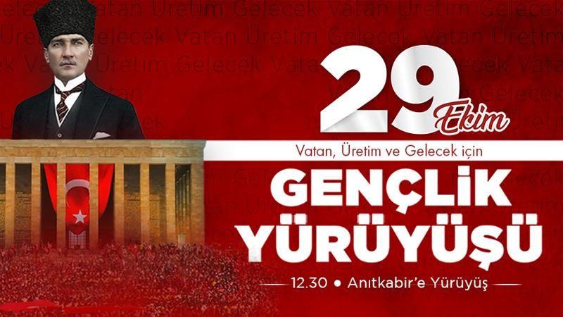 TGB'den 81 İlde Seferberlik: Türk Gençliği 29 Ekim'de Anıtkabir'e!