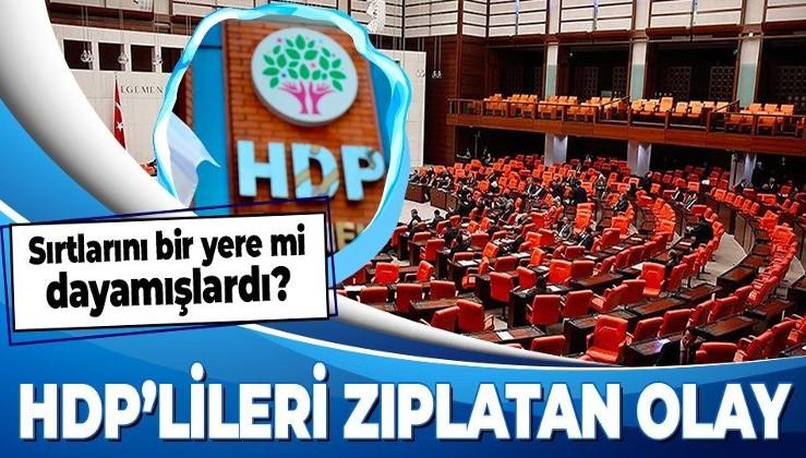25 HDP'li milletvekilinin yeni dokunulmazlık dosyaları Meclis'e sevk edildi