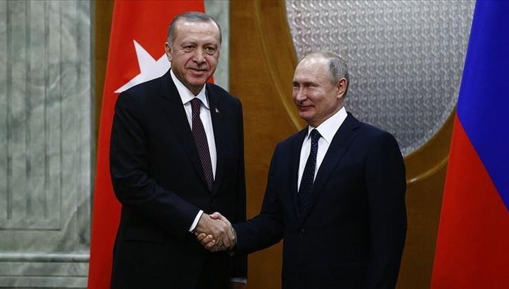 Erdoğan ve Putin 'Rusya-Türkiye Kültür ve Turizm Yılı'nı açacak