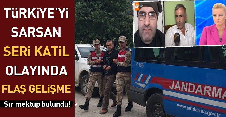 Son dakika: Seri katil Mehmet Ali Çayıroğlu ile ilgili flaş gelişme .