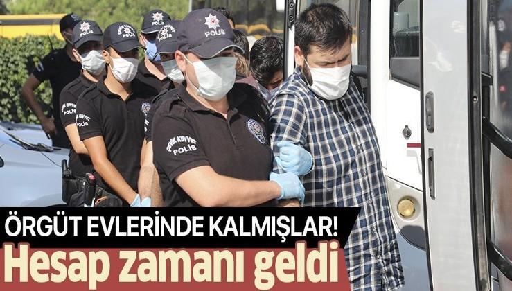 Son dakika: FETÖ'nün avukat yapılanmasına operasyon! Tutuklu sayısı 33'e yükseldi