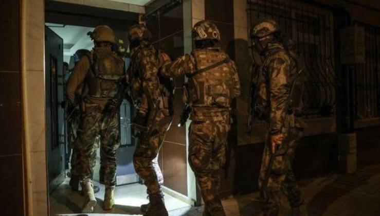 Son dakika: İstanbul'da gece yarısı DEAŞ operasyonu: Çok sayıda gözaltı var
