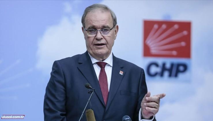 CHP'den anadil açıklaması