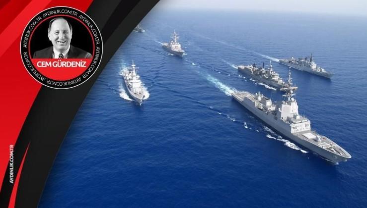 Deniz gücümüzün duraksamaya tahammülü olamaz