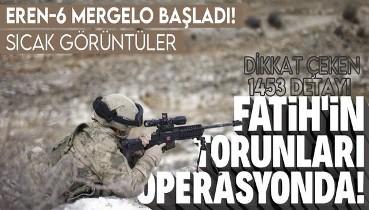 """Son dakika: Bitlis ve Siirt illerinde """"Eren-6 Mergelo"""" Operasyonu başlatıldı"""