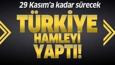 Son dakika: Türkiye'den Oruç Reis Sismik Araştırma Gemisi için yeni NAVTEX ilanı