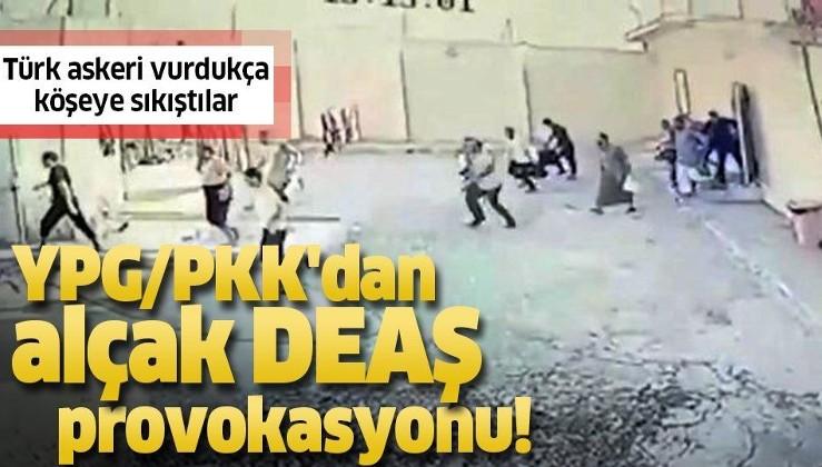 Terör örgütü YPG/PKK'dan alçak provokasyon! DEAŞ'lı teröristleri serbest bıraktılar.