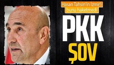 İzmir Büyükşehir Belediyesi programına PKK destekçisi Slajov Zizek katıldı: Hasan Tahsin'in İzmir'i bunu hak etmedi