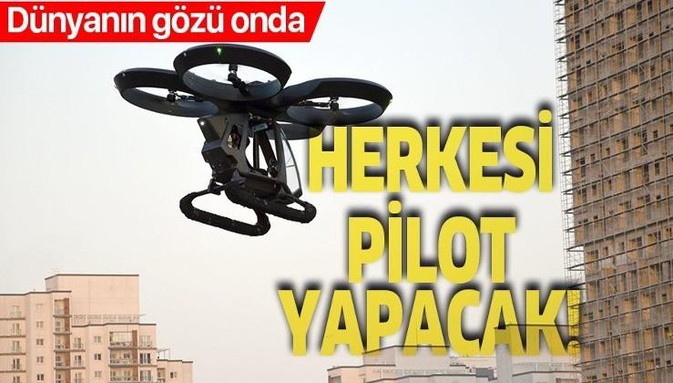Selçuk Bayraktar: Cezeri herkesi pilot yapabilen çok akıllı bir araç