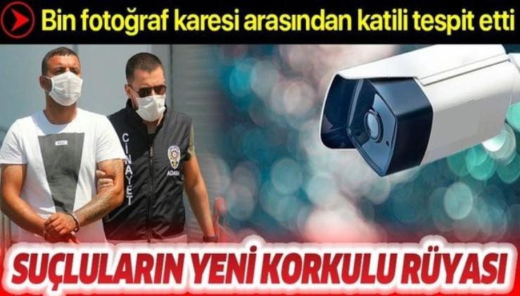 Son dakika: Suçluluların korkulu rüyası: Adana'da polis cinayet zanlısını yüz tanıma sistemiyle buldu
