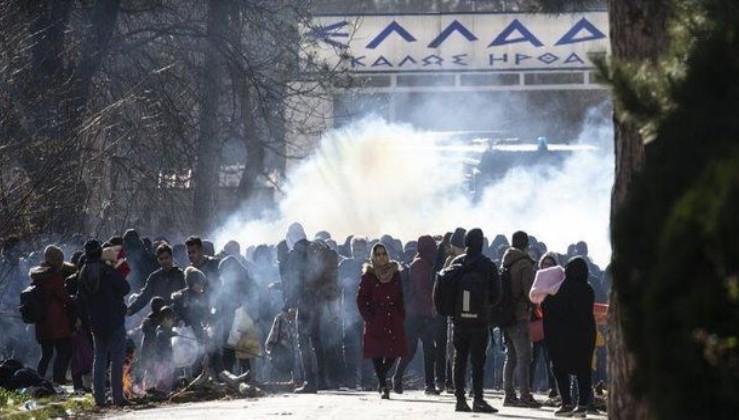 """Yunanistan'ın Türkiye sınırındaki """"ses topu""""na Yunan polisler bile isyan etti!"""