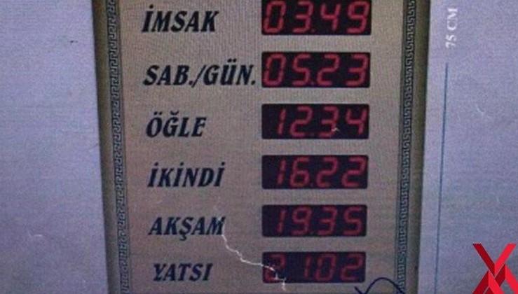 AKP'li belediye 18 bin 500 liraya 25 'namazmatik' aldı