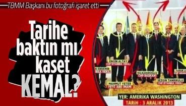 FETÖ'nün darbe girişimi öncesi Kılıçdaroğlu'nun ABD'deki fotoğrafı