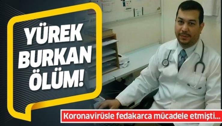 Suriyeli doktorun yürek burkan ölümü! Koronavirüsle fedakarca mücadele etmişti...