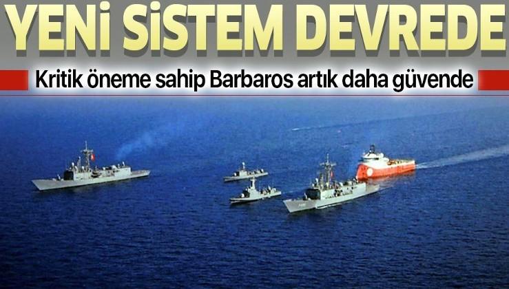 TÜBİTAK'ın sistemi devrede! Barbaros Hayreddin Paşa sismik araştırma gemisi artık daha güvende