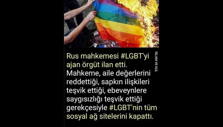 Rusya'da LGBT'ye karşı tüm güvenlik güçleri teyakkuzda