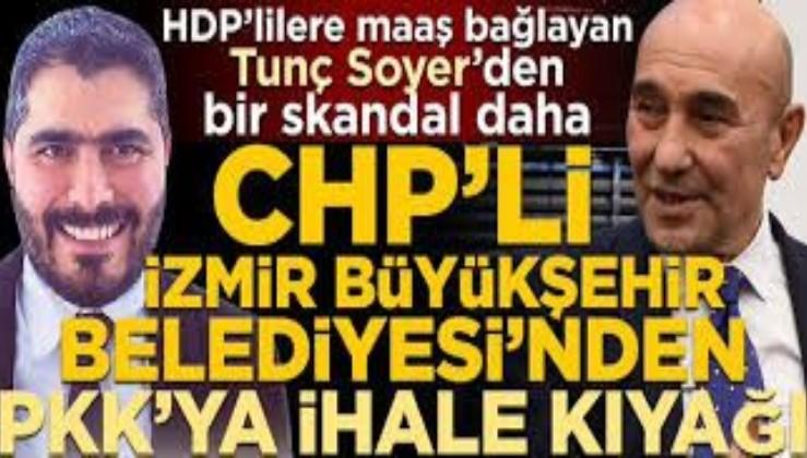 Tunç Soyer'e vatanseverlerden tepki yağarken İYİ Parti Soyer'e sahip çıktı!