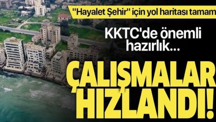 Kapalı Maraş'ın açılma süreci hızlandırılıyor! KKTC Başbakanı Tatar açıkladı