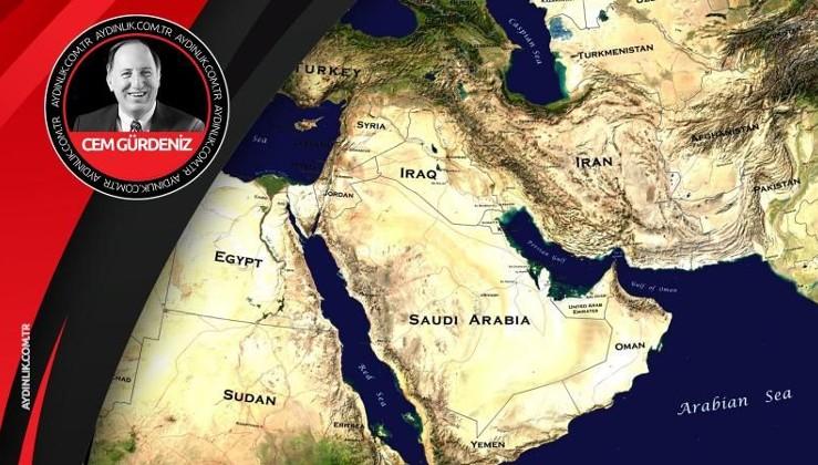 Umman Denizi'nden Doğu Akdeniz'e: Değişen dünya düzeni