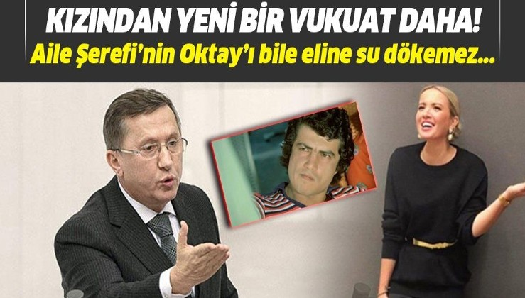 Lütfü Türkkan'ın kızından yeni bir vukuat daha! Dilara babasının forsuyla trafik kurallarını çiğneyip marifetmiş gibi paylaştı