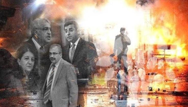 HDP'nin kapatılma davasında flaş gelişme! AYM ek süre talebini kabul etti