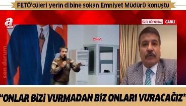Sözleri sosyal medyaya damga vurmuştu! Trabzon İl Emniyet Müdürü Metin Alper'den önemli açıklamalar