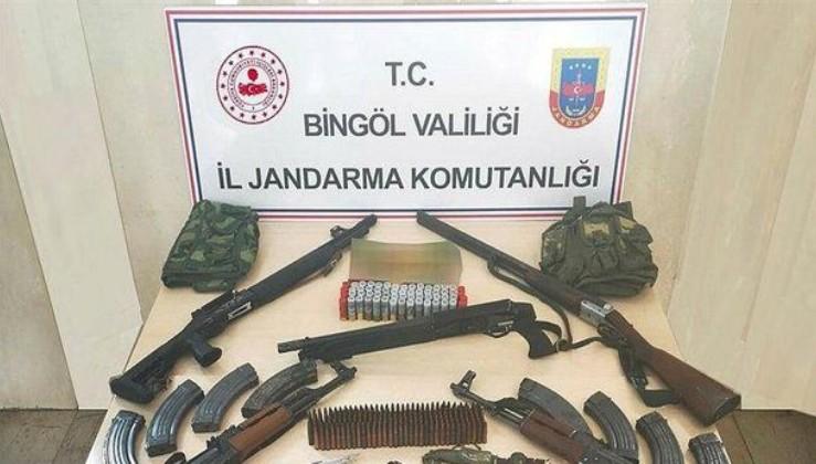 Son dakika: Bingöl'de PKK operasyonu: 12 gözaltı