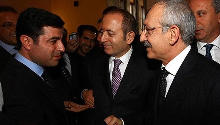 CHP: Demirtaş'ın desteğini bekliyoruz