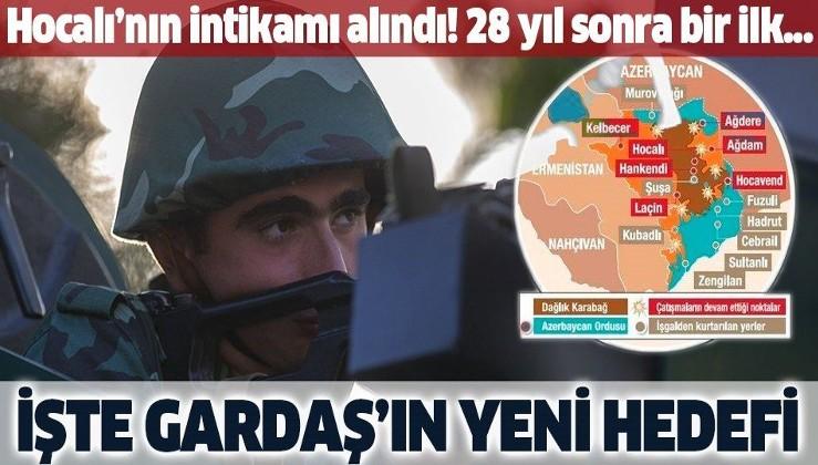 SON DAKİKA: Azerbaycan'ın kritik Şuşa kenti işgalden kurtarıldı! İşte ordunun yeni hedefi...