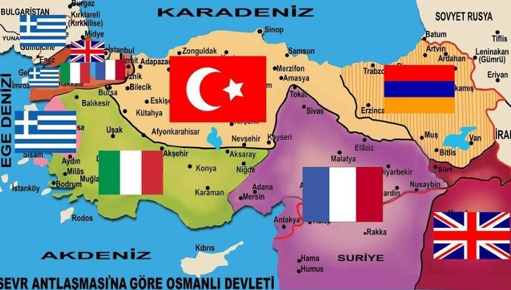 TARİHTE BUGÜN: Sevr Antlaşması imzalandı