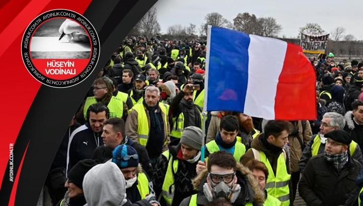 Fransız Devrimi 2.0: Sarı Yelekler dünyayı değiştirir mi?