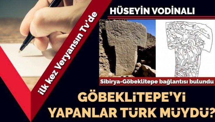 Göbeklitepe'yi yapanlar Türk müydü? Türk ve Rus arkeologlar Sibirya-Göbeklitepe bağlantısını buldu