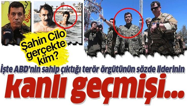 PKK/YPG'nin elebaşı Şahin Cilo kim? İşte terör örgütünün sözde liderinin kanlı geçmişi.