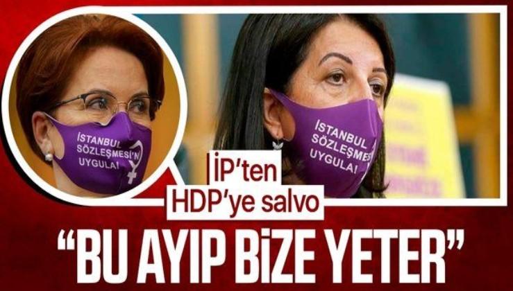 İYİ Parti Genel Başkan Yardımcısı'ndan HDP'ye salvo: Uyuşturucu kaçakçısı PKK finansörü Savaş Buldan öldürüldü