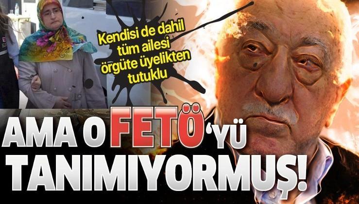 Türkiye imamımın kızı FETÖ'yü tanımıyormuş!.