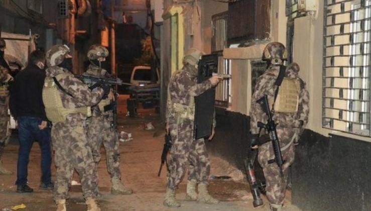 SON DAKİKA: Adana'da şafak vakti DEAŞ operasyonu