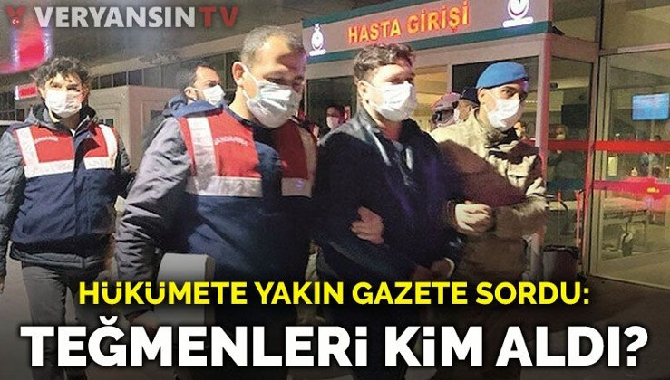 Hükümete yakın gazete sordu: Teğmenleri kim aldı?
